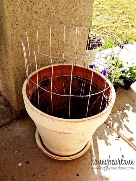 how to make a flower tower honeybear lane how to make a flower tower take 2 honeybear lane