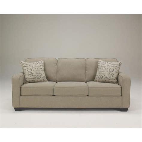 ashley signature design sofa signature design by ashley furniture alenya sofa in quartz