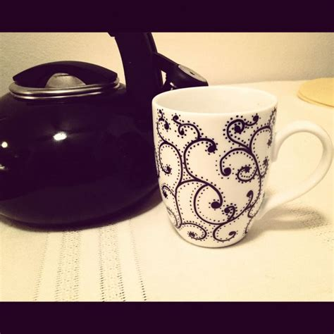 design mug with sharpie pin by savannah love on crafty pinterest