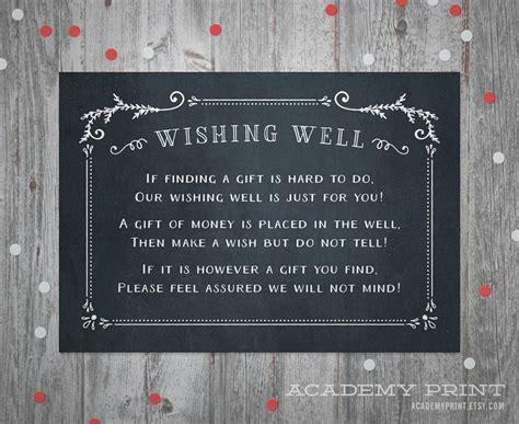 Wedding Box Poem by 1000 Ideas About Wishing Well Wedding On