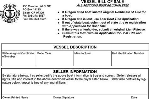 bill  sale form   premium templates