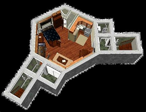 Castle Floor Plan Generator by Modern Shelter Designs The G3sza