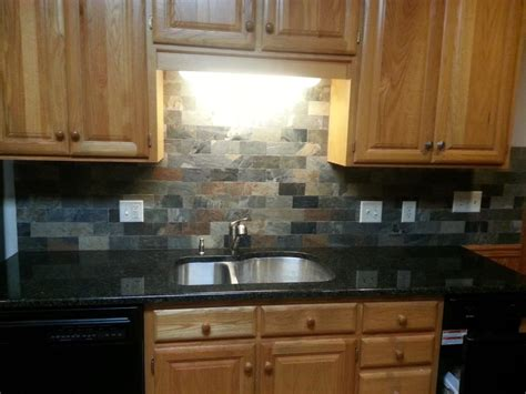 kitchen backsplash with granite countertops uba tuba granite countertop kitchen eclectic with