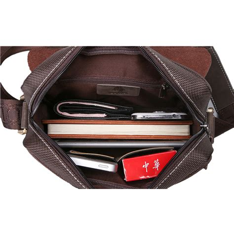 Tas Laptop Polo Home polo tas selempang pria model vertical large brown jakartanotebook