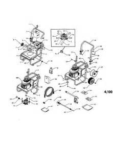 Honda Gcv160 Parts Honda Gcv160 Pressure Washer Wand Parts Diagram Honda
