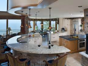 Kitchen Counter Islands Kitchen Island Options Pictures Amp Ideas From Hgtv Hgtv