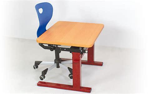 ergo stuhl height adjustable inclineable school desk ergo m2 54