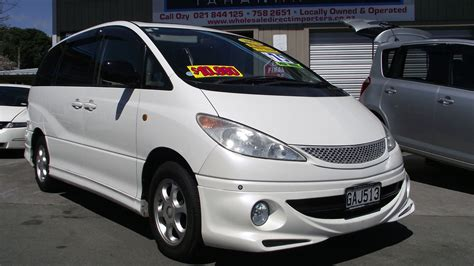 toyota products toyota estima special disabled 3 0 2002 10 990