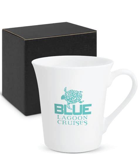 porcelain coffee mugs promotional tasman porcelain coffee mugs custom printed
