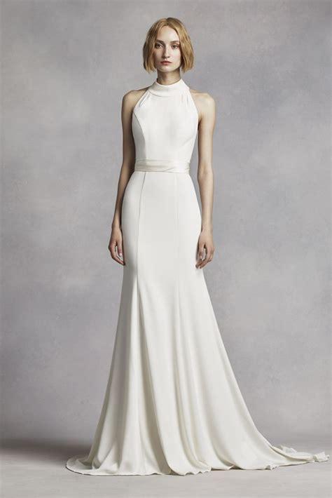 20 Best Choices of Sheath Wedding Dress   EverAfterGuide