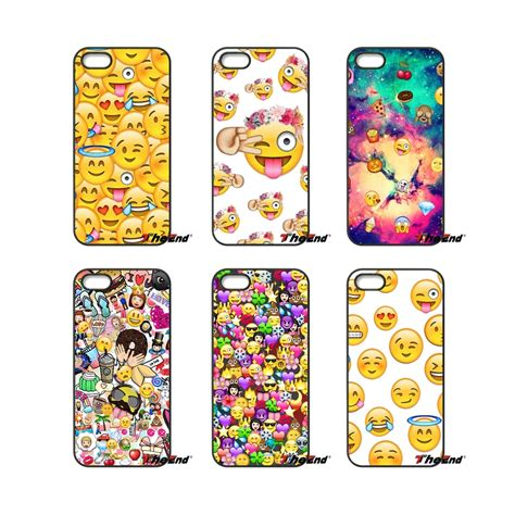 emoji xiaomi redmi note 4 love smilies face emoji print hard phone case cover for