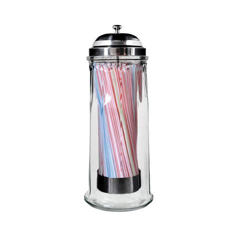 Kitchen Knives Australia Davis Amp Waddell Essentials Glass Straw Dispenser With 100