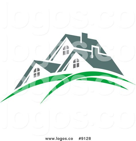 free logo design roofing residence clipart clipart panda free clipart images