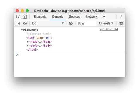 Console Log by Console Api Reference Tools For Web Developers