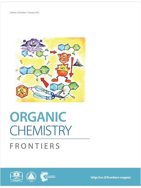 journal of organic chemistry template organic chemistry frontiers