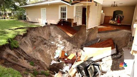 Where Are The Sink Holes In Florida by Dozens Of Sinkholes Appear Across Central Florida After