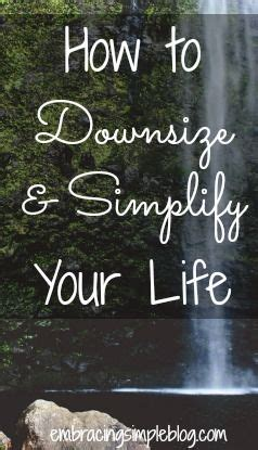 downsizing your life best 10 downsizing tips ideas on pinterest declutter