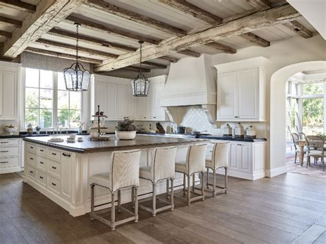 rustic white kitchen interior design ideas home bunch interior design ideas