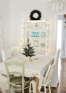 christmas decorating beach cottage style