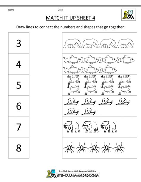 Find A Match Worksheet by Uncategorized Find A Match Math Worksheet