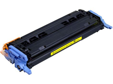 Toner Hp 124 A Yellow Q6002a Original hp 124a q6002a toner cartridge yellow