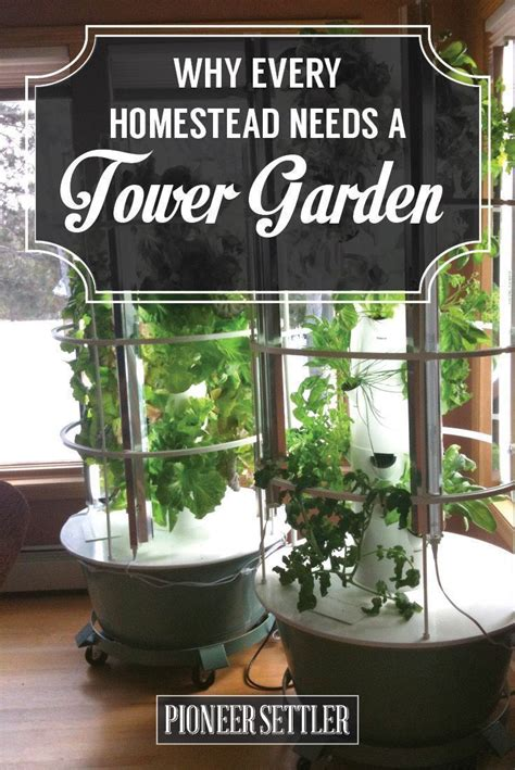 homestead   tower garden  images