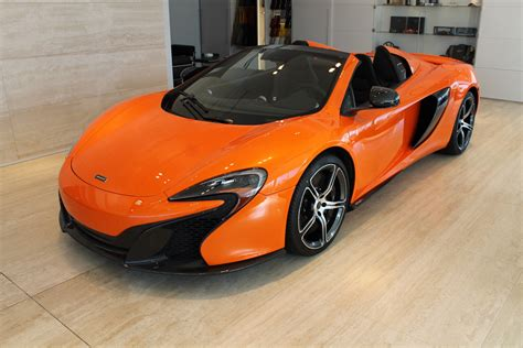 Used 2016 McLaren 650S Spider   Roslyn, NY