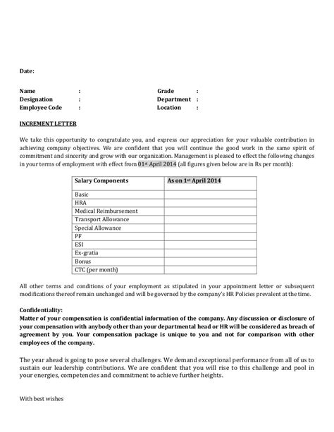 salary increase proposal letter letters font