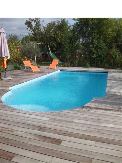 terrasse piscine bois pas cher