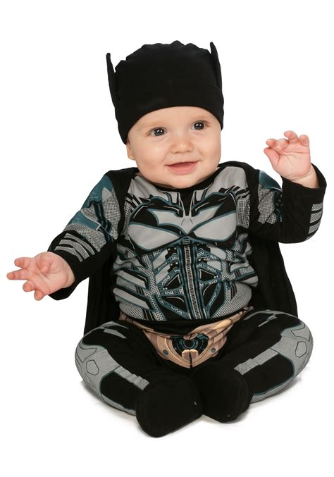 infant dark knight rises batman costume baby superhero