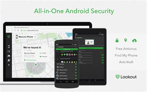 lookout security and antivirus premium apk lookout premium apk android antivirus techhowdy
