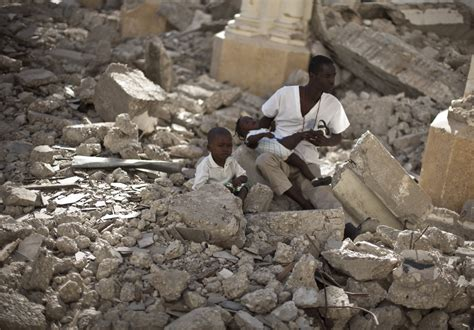 earthquake haiti 10 deadliest world catastrophes since 1970