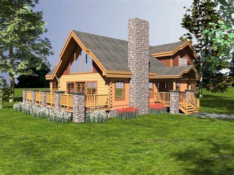 Miller S Lodge Log Home Custom Timber Log Homes 2000 Square Foot Log Cabin Kits