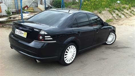 Similiar Ford Mondeo St220 Keywords