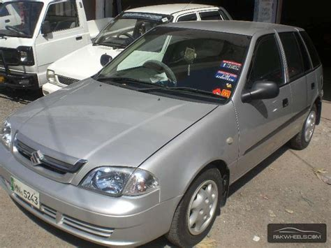 Used Suzuki Cultus Cultus For Sale In Multan Pakwheels