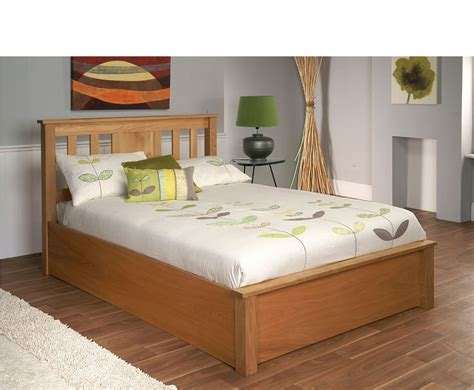 wooden frame ottoman bed cannes wooden ottoman bed frame