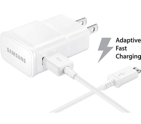 lot    oem samsung adaptive fast charger cable