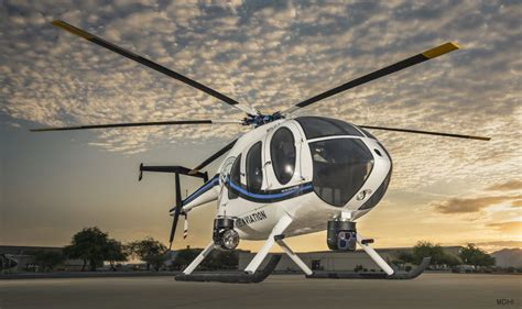 md6xx at alea 2017 helicopter database