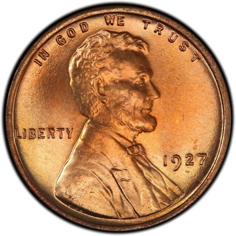 lincoln pennies values 1927 lincoln wheat pennies values and prices past sales