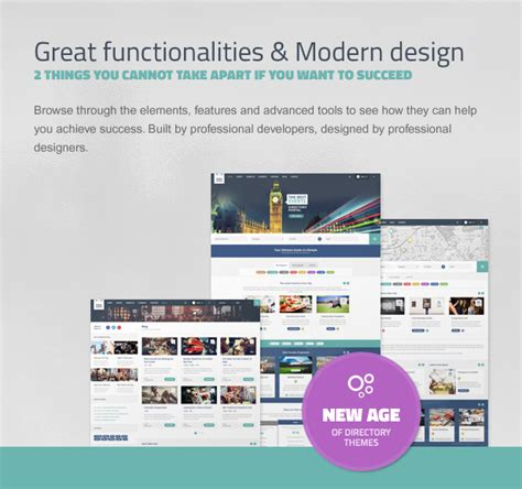 event design guidelines event guide ultimate directory listing theme for events