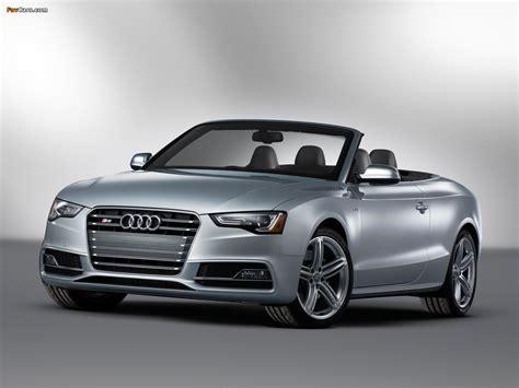 Audi S5 Spec by Audi S5 Cabriolet Us Spec 2012 Wallpapers 1280x960