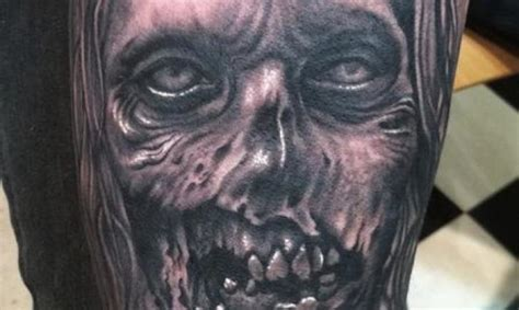 zombie tattoo prices 10 tattoos for true walking dead fans tattoo com