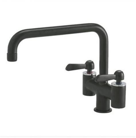 Ikea Black Kitchen Faucet by Ikea Loviken Dual Kitchen Faucet Black Brass