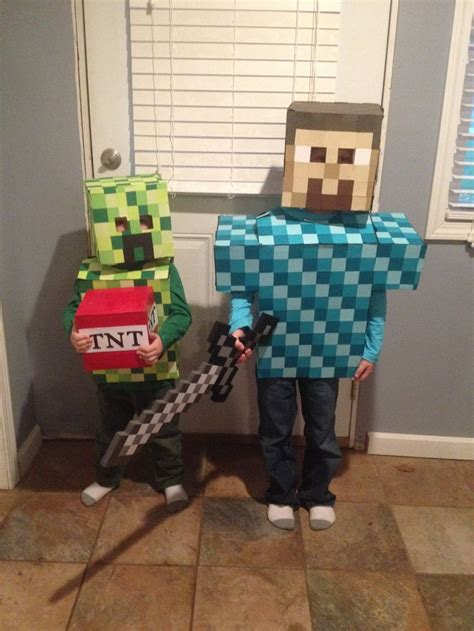 craft costumes 25 best ideas about minecraft costumes on