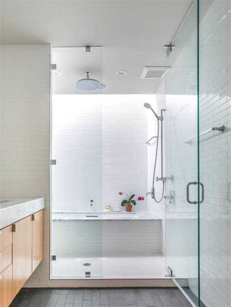 bathroom tub shower combo small shower sunken tub combo houzz