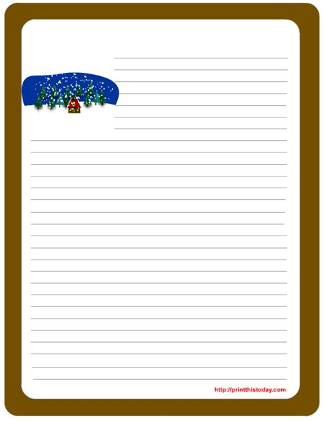 search results for snowflake lined paper border