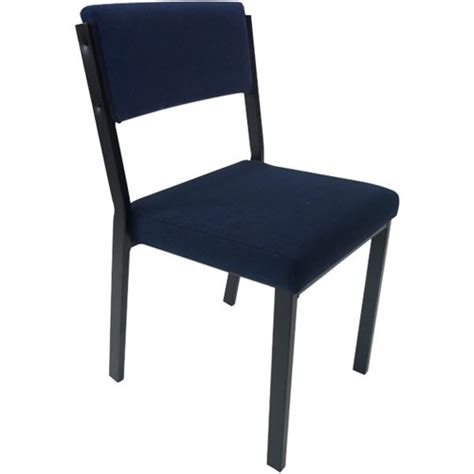 Office Max Chairs by Strong Stacker Chair Navy Officemax Nz