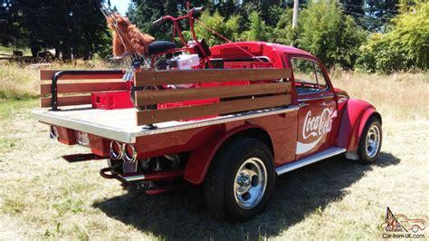 volkswagen bug truck 1967 vw bug truck fiberglass vee dubs vw