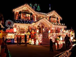 best christmas decorated homes impressive over the top christmas light displays