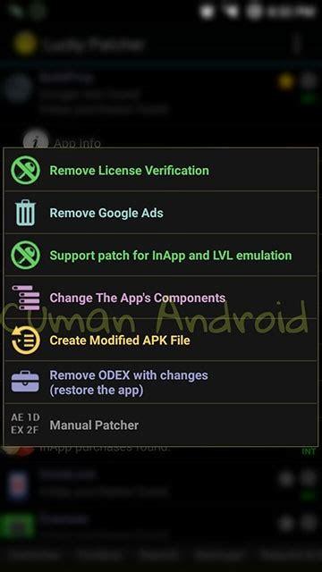 cara mod game offline menggunakan lucky patcher cara patching aplikasi atau game menggunakan lucky patcher